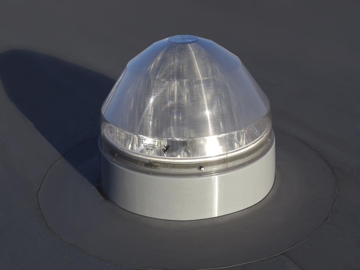 Solatube_750 DS koepel
