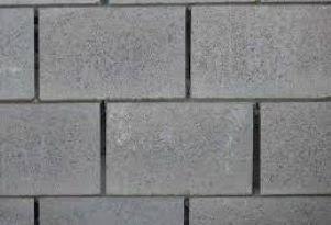 Stenen bouw for Zelf zwembad bouwen betonblokken